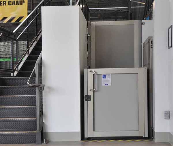 Vertical Platform Lifts   Wheelchair Lift   Morning Star
