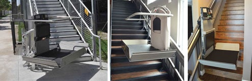 Inclined Platform Lifts | Sales and Service | Morning Stare